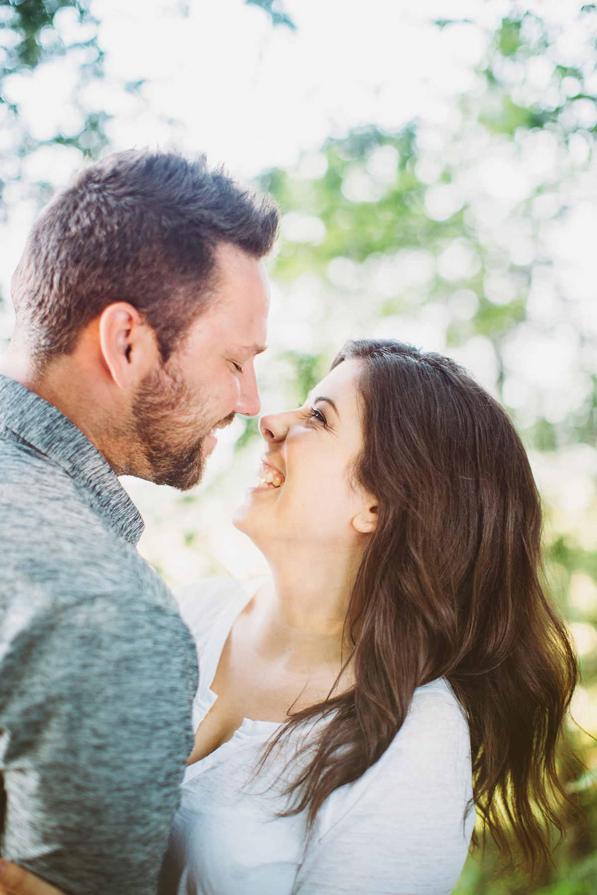 Burlington Engagement Photography